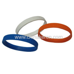 2013 Promotional silicone bracelet for kids