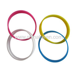 100% Silicone interlocking Bracelets