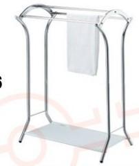 towel rack free-standing
