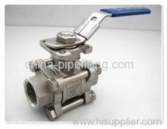 SS ball valve Manufacture