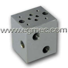 D03 Rexroth Parallel Circuit Hydraulic Manifold Blocks