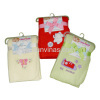 baby Polar Fleece embroidered Blanket