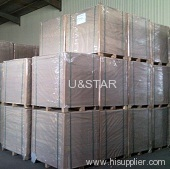 offset paper roll packing and sheet packing