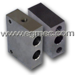 Carbon Steel Custom Design Hydraulic Valve Manifold Block
