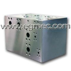 Hydraulic Control Cartridge Type Logic Valve Block