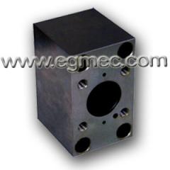 Hydraulic Oil Control Cartridge Valve Block