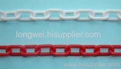 fence plastic chain