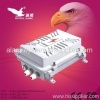 Power transformer burglar alarm system