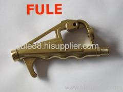 Precision casting for good quality brass handle parts