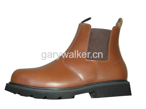 Full Leather Safety Shoes