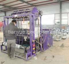 grassland fence making machine