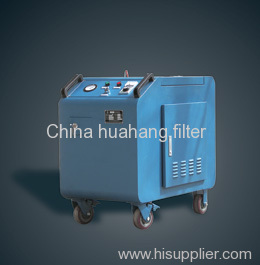 LYC-C Type Square box type mobile oil purifier