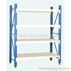 boltless shelving racks