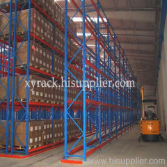 narrow aisle pallet racks
