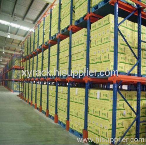 storage drive in rack