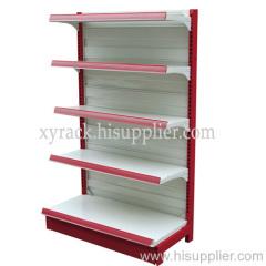 supermarket shelving rack