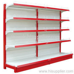light duty display racking