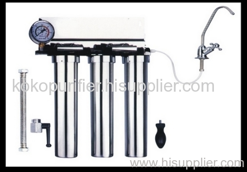 stainless water filter