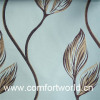 Flower Window Curtain Fabric