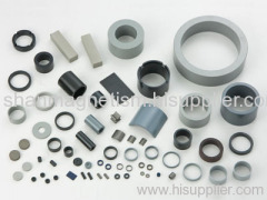 Permanent Magnets Rare Earth Magnet
