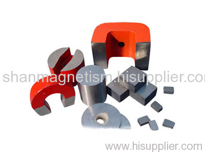 Permanent Magnets Alnico Magnet