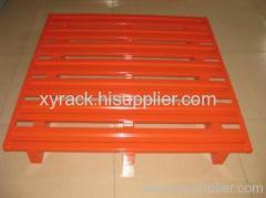 warehouse steel pallet