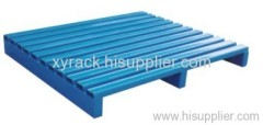 euro steel pallet for storage