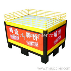promotion display table