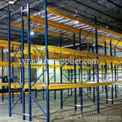 Steel storage Pallet racking