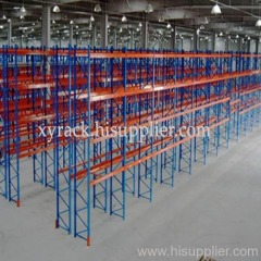 metal pallet rackings