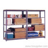 light duty shelf display rack