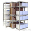 boltless display rack
