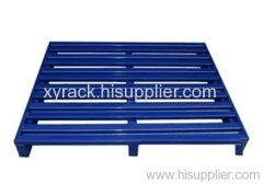 euro steel pallet for storage