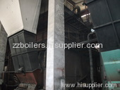 Fire Tube ZG Boilers Feeding Spreader