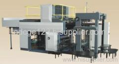 FYS104A Miniature Sheet Hard-soft Roller High-speed double-sided Offset Press