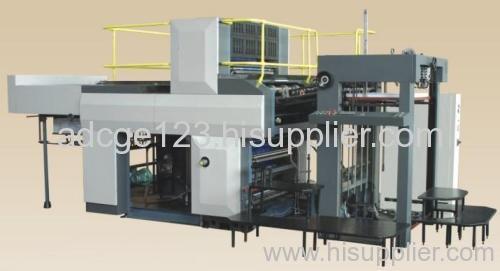 FYS104A Miniature Sheet Hard-soft Roller High-speed double-sided Offset Press