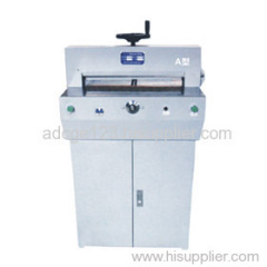 QZ-470A Electric paper cutting machine