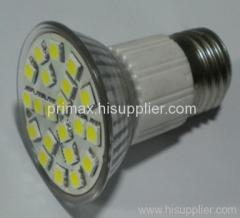 SMD GU10 LED bulb