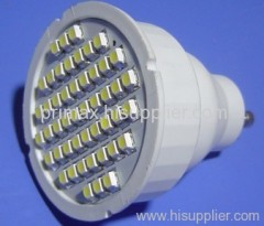 48 LED SMD GU10 LED BULB