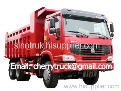 SINOTRUK HOWO 6X4 Tipper/Dump Truck