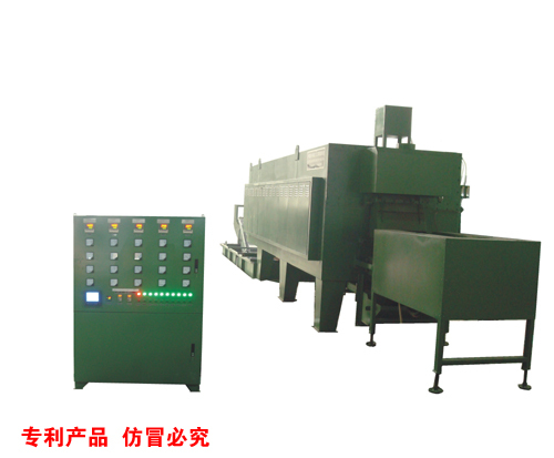 continuous protective atmosphere quenching furnaces