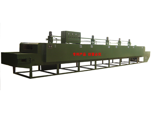 RJC690 continuous hot-blast tempering furnace