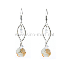 Zircon Stone Earring