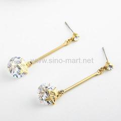 Fashion Gold Earrings