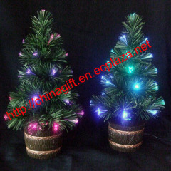 USB or Battery Fiber Christmas Tree