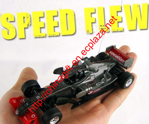 1:43 5 Channel RC F1 Formula Car