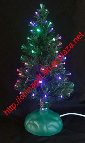 USB or Battery Fiber Christmas Tree