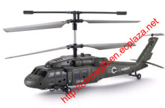 3CH R/C UH-60 Black Hawk helicopter simulation (gyroscope)