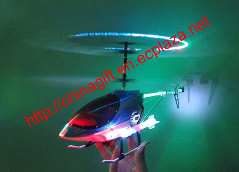 3 Channel R/C Sky Vortex Helicopter with Gyro & Music