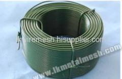 Big Coil Plastic Coated Wire